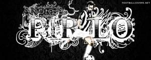 Andrea Pirlo FB Cover