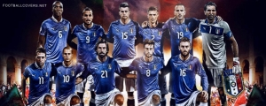 Italy National Football Team FB Cover
