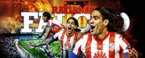 Radamel Falcao FB Cover Photo 2012 2013