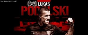 Lukas Podolski Arsenal FB Cover