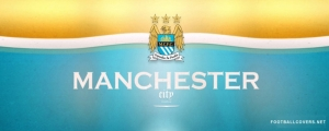 Manchester City Logo FB Cover