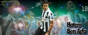 Hatem Ben Arfa Newcastle United FB Cover