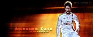 Alexandre Pato AC MIlan FB Cover