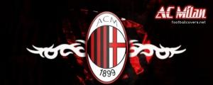 AC Milan Logo FB Cover Image