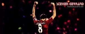 Steven Gerrard Facebook Cover Photo