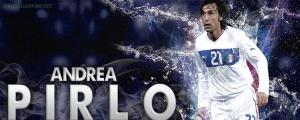 Andrea Pirlo Italy 2012 FB Cover