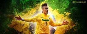 Neymar Brasil 2013 FB Cover