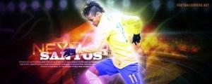 Neymar da Silva FB Cover