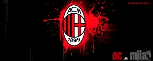 AC Milan Logo FB Cover