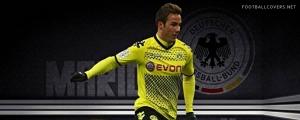 Mario Götze Borussia Dortmund FB Cover