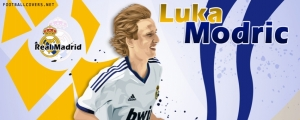 Luka Modric Real Madrid FB Cover