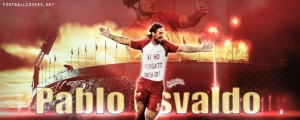 Pablo Osvaldo AS Roma FB Cover