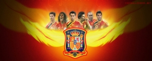 Spain National Football Team FB Cover