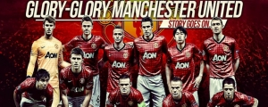Manchester United Team FB Cover