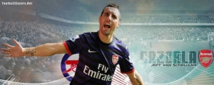 Santi Cazorla FB Cover