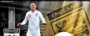 Wayne Rooney England FB Cover