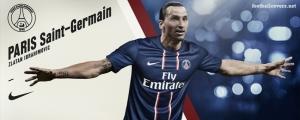 Zlatan Ibrahimovic PSG FB Cover