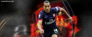 Theo Walcott Facebook Timeline Cover