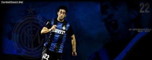 Diego Milito Facebook Timeline Cover