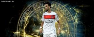 Javier Pastore PSG Facebook Timeline Cover
