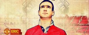 Eric Cantona Facebook Timeline Cover