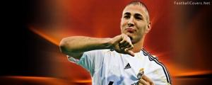 Karim Benzema FB Timeline Cover