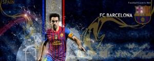 Xavi Hernandez Facebook Cover