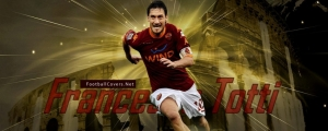 Francesco Totti AS Roma Facebook Timeline Cover