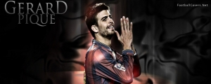 Gerard Pique Facebook Cover Photo