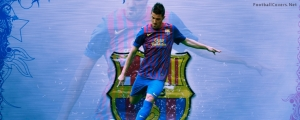 David Villa Barcelona Facebook Cover