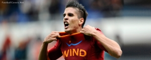 Erik Lamela AS Roma Facebook Cover