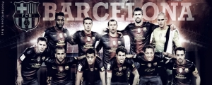 FC Barcelona Facebook Cover 2012 2013