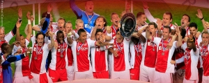 Ajax Amsterdam Facebook Cover