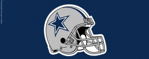 Dallas Cowboys Helmet Facebook Cover Photo