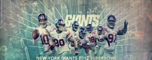 New York Giants Facebook Cover