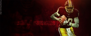 Robert Griffin III Washington Redskins Facebook Cover