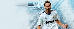 Gonzalo Higuain Facebook Cover Photo