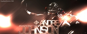 Andre Johnson Houston Texans Facebook Cover Photo