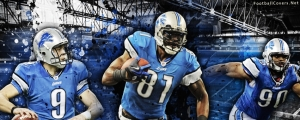 Detroit Lions Facebook Cover Photo