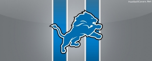 Detroit Lions Logo Facebook Cover