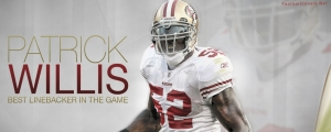 Patrick Willis San Francisco 49ers Facebook Cover