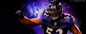 Lewis Ray Baltimore Ravens Facebook Cover