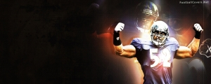 Ray Lewis Baltimore Ravens Facebook Cover