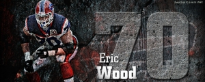 Eric Wood Buffalo Bills Facebook Cover