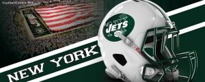 New York Jets Helmet Facebook Cover