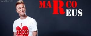 Marco Reus Modeling Facebook Cover Photo