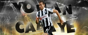 Yohan Cabaye Newcastle Facebook Cover