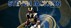 Steve Jackson St Louis Rams Facebook Cover