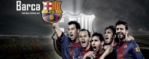 Barcelona Facebook Cover Photo