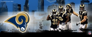 St Louis Rams Cover Photo for Facebook
